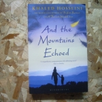 And the Mountains Echoed (Trade Paperback) By Khaled Hosseini ราคา 200