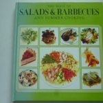 The Book of Salads & Barbecues and Summer Cooking ราคา 300
