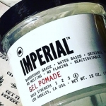 Imperial Barber Gel Water -based Pomade