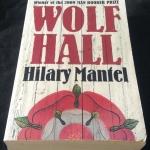 Wolf Hall by Hilary Mantel ราคา 180