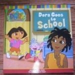 Dora goes to school ราคา 95