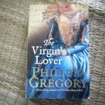 The Virgin's Lover By Philippa Gregory ราคา 290