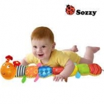 ตุ๊กตาหนอนเสริมพัฒนาการ Sozzy