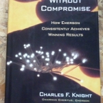 Performance Without Compromise By Charles F. Knight with Davis Dyer ราคา 350