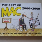 The Best of MAC 2000-2009: A Decade of Cartoons from The Daily Mail ราคา 150