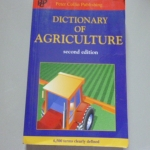 Dictionary of Agriculture (2nd Edition) ราคา 150