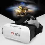 แว่น 3D VR BOX (สีขาว)