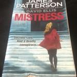 Mistress by James Patterson ราคา 200