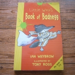 Little Wolf's Book of Badness By Ian Whybrow ราคา 100
