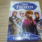 Disney FROZEN The Essential Guide 200