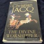 The Divine Worshipper by Christian Jacq ราคา 250