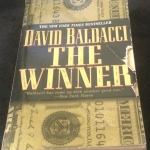 the winner david baldacci ราคา 200