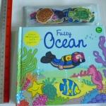 Fuzzy Ocean (Felt Book) ราคา 200
