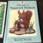 the tale of squirrel nutkin ราคา 80