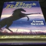 Black Beauty Hardcover ราคา 180