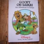 Goofy on Safari: An Adventure in Kenya ราคา 120