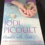 Handle with Care by Jodi Picoult ราคา 200