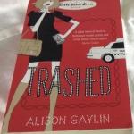 trashed alison gaylin ราคา 150