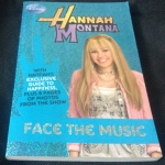 Face the Music Hannah Montana ราคา 80