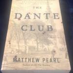 The Dante Club by Matthew Pearl ราคา 150