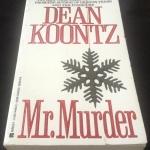 Mr. Murder by Dean Koontz ราคา 150