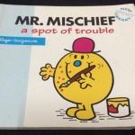 Mr.Mischief a spot of trouble ราคา 66