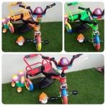 รถจักรยานสามล้อพี่รักน้อง