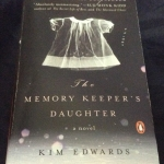 The Memory Keeper's Daughter by Kim Edwards ราคา 290