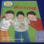 Missing! (Read With Biff, Chip And Kipper) by Roderick Hunt, Alex Brychta (Illustrator) ราคา 70