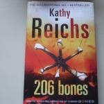 206 Bones (Hardback) By Kathy Reichs ราคา 250