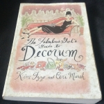 The Fabulous Girl's Guide to Decorum by Kim Izzo ราคา 100