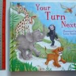 Your Turn Next (Board Book) ราคา 200