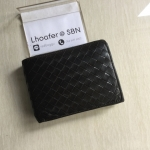 BOTTEGA VENETA WALLET(DARK BROWN)