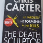 The Death Sculptor By Chris Carter ราคา 150