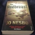 The Redbreast by Jo Nesbo ราคา 220