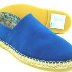 canvas shoe (rubber sole lady)