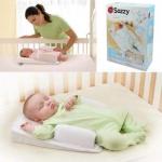 หมอนพร้อมเบาะ ปรับท่านอนสำหรับเด็กทารก Sozzy