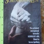 Schindler's List By Thomas Keneally ราคา 150