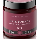 Daimon Barber no 1 Water-Based Pomade - New Label
