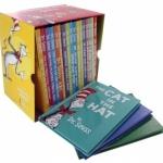 หนังสือปกแข็ง Dr.Suess The Wonderful World Series 20 เล่ม รวมกล่อง ราคา 3570