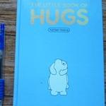 The Little Book of HUGS By kathleen Keating hardback ราคา 130