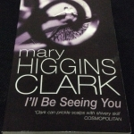 I'll Be Seeing You by Mary Higgins Clark ราคา 250