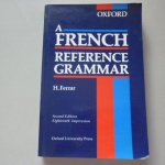 A FRENCH Reference Grammar (Oxford) ราคา 180