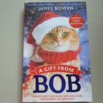 A Gift from BOB By James Bowen ราคา 150