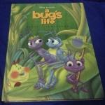 a bug's life ปกแข็ง ภาพสี ราคา 170