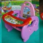 เก้าอี้เด็ก 3 in 1 เพื่อเสริมพัฒนาการและฝึกระบบขับถ่ายลูกน้อย