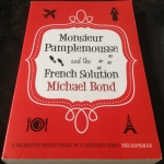 Monsieur Pamplemousse and the French Solution by Michael Bond ราคา 290