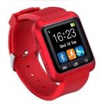 นาฬิกา SmartWatch U8 แท้ สีแดง พร้อม Bluetooth