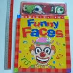 FUNNY FACES (Magnet Book) ราคา 250
