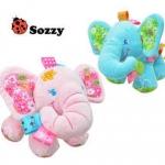 ตุ๊กตาช้างเล่นเพลง Sozzy